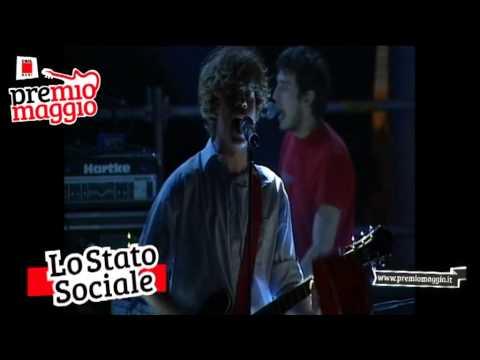 Premio Maggio 2013 - Lo Stato Sociale live