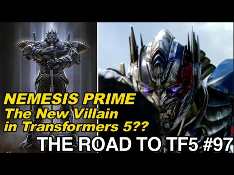 Optimus Prime is the VILLAIN in Transformers 5??? - [THE ROAD TO TF5 #97]