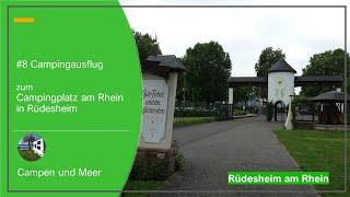 #8 Camping Wochenende – Rüdesheim am Rhein | Campingplatz am Rhein | Drosselgasse