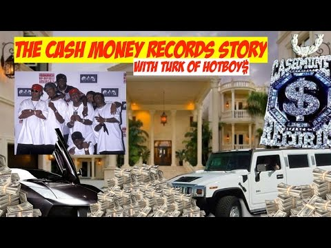 Turk Tells Cash Money Records Story from the DAY 1. Cars, Money, Girls & Success! | JordanTowerNews