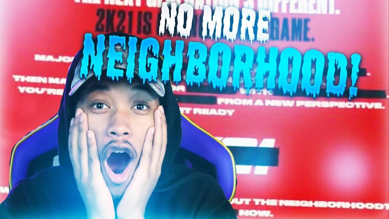 NBA 2K21 News! Ep1. Neighborhood Gone?