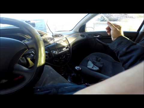 Форд Фокус 1 Отличия бедной комплектации от богатой Ghia
