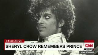 Sheryl Crow Remembers Prince [CNN Tonight - 22 Apr 2016]