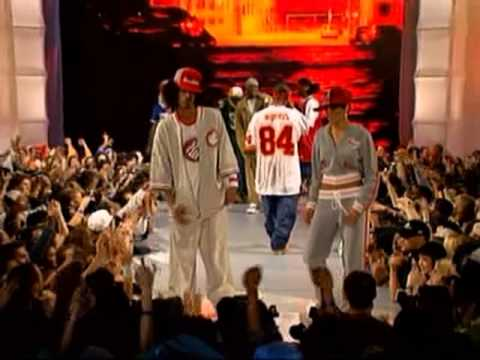 Camron - Oh Boy & Hey Ma (Live On Fashionably Live 11 29 02)