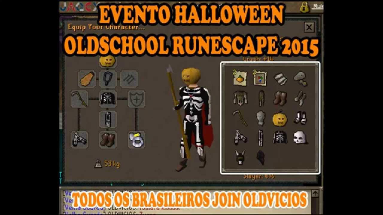 OSRS Evento Halloween 2015 - Halloween event OSRS 2015 - YouTube