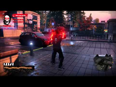 inFAMOUS Second Son Evil Karma All Powers Free Roam