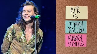 Harry Styles Set to Make Musical SOLO Debut On SNL