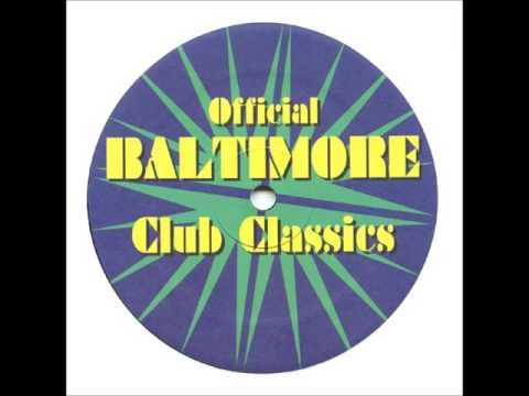 DukeyMan - Hoody Hood Rat (Baltimore Club Classics)
