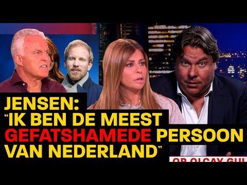 """JENSEN: """"IK BEN DE MEEST GEFATSHAMEDE PERSOON VAN NEDERLAND"""""""