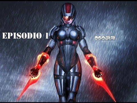 Mass Effect 1 [Trilogía] Comenzamos esta obra maestra EP 1