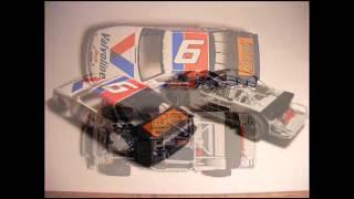 Mark Martin - #6 Valvoline Ford (1994) thumbnail