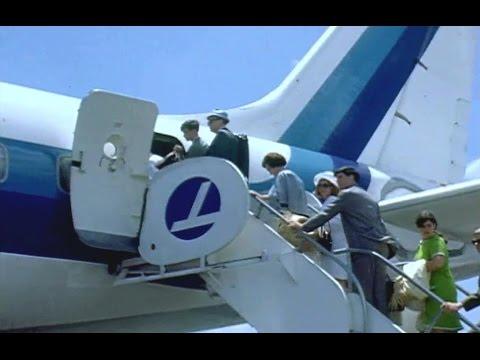 "Eastern Douglas DC-8s - ""Puerto Rico Vacation"" - 1967"