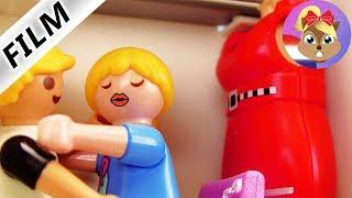 Playmobil Film Nederlands | HANNAH & PHILIPP IN KAST GESTOPT - Zoenen Ze Elkaar? Familie Vogel