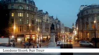 London: Ghost Bus Tour (60 Second Review)
