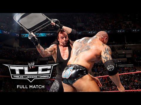 FULL MATCH - Undertaker vs. Batista – World Heavyweight Championship Chairs Match: WWE TLC 2009