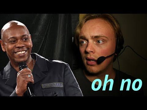 Dave Chappelle's Microphone Guy