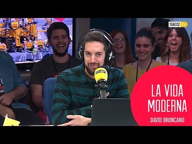Poca Broma Con Del Bosque Lavidamoderna Youtube