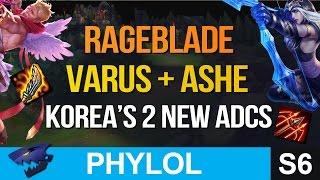 RAGEBLADE VARUS + ASHE - KOREA