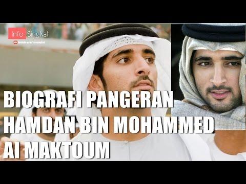 Siapa sih, Pangeran Hamdan Bin Mohammed Al Maktoum ?