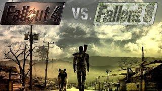 Fallout 4 vs Fallout 3