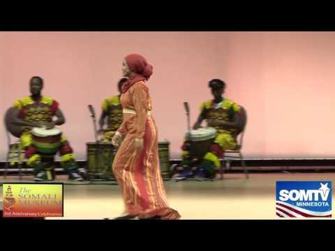 Fashion Show Somali Museum Night 2016