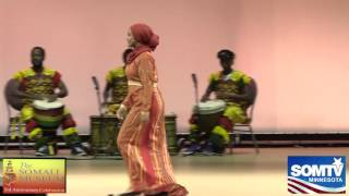 Fashion Show Somali Museum Night 2016