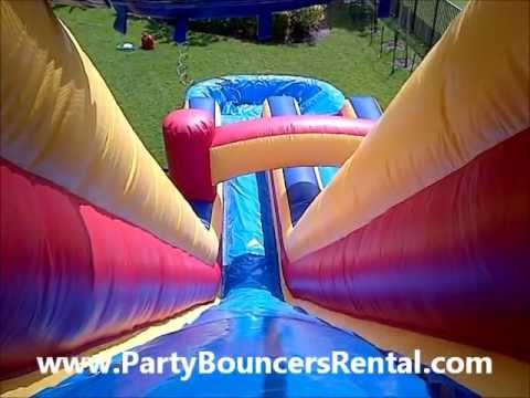 Inflatable Water Slide Rentals For Adults Near Me
