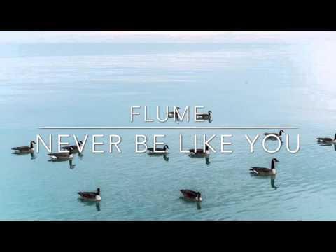Flumeft. Kai - Never Be Like You(speed up)