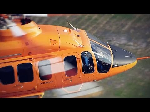 Flying the Fly-by-Wire Bell 525 Helicopter – AINtv