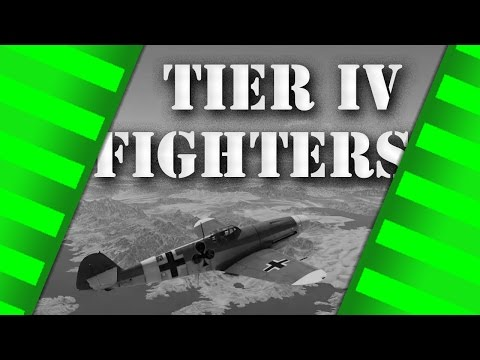 WarThunder - My Bf109's invade the desert - Arcade Gameplay