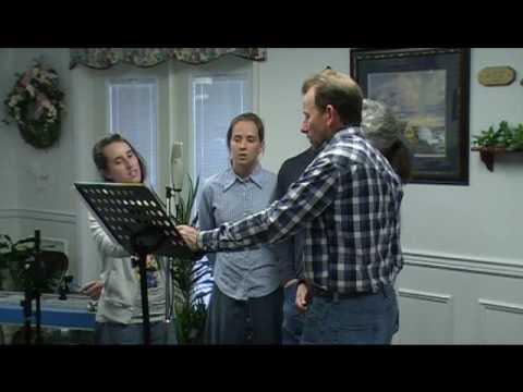 The Samons & Gellenbeck Families - In The Light Of God