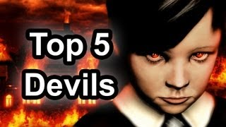 Top 5 - Devils in games