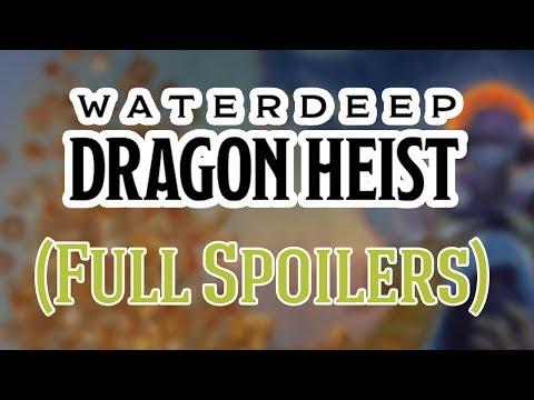 Waterdeep Dragon Heist: Spoiler Filled Thoughts
