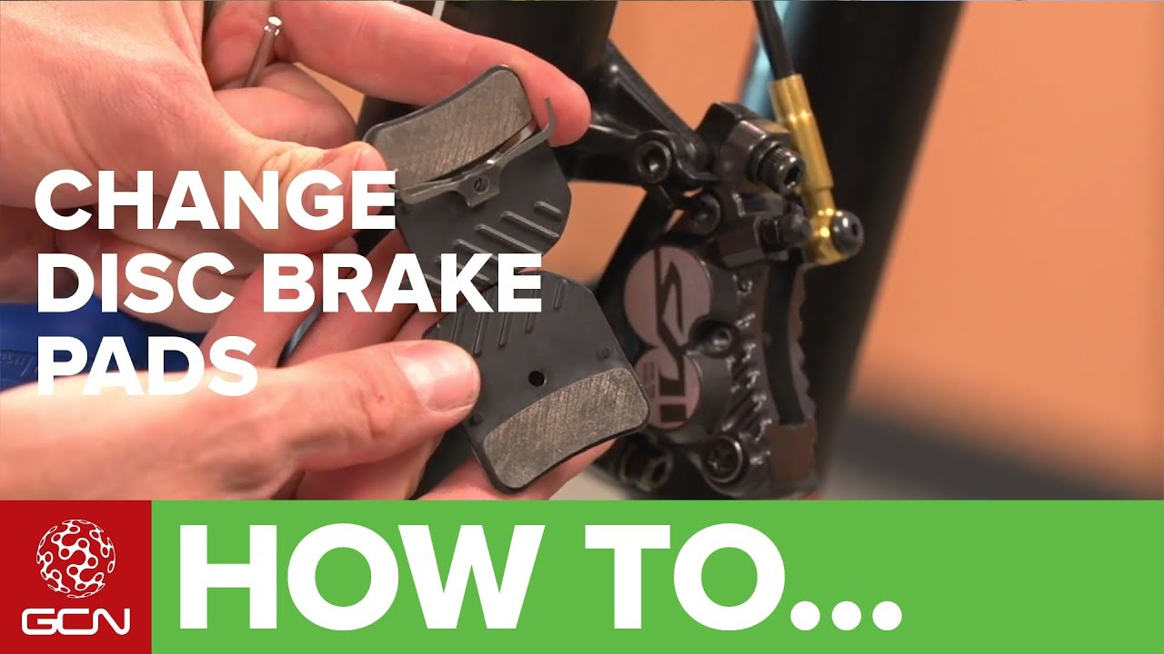 Disc brakes on the bike. Installation, replacement of disc brakes 80