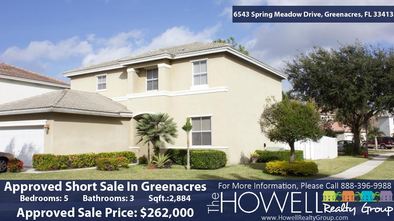 6543 spring meadow drive greenacres fl 33413 homes