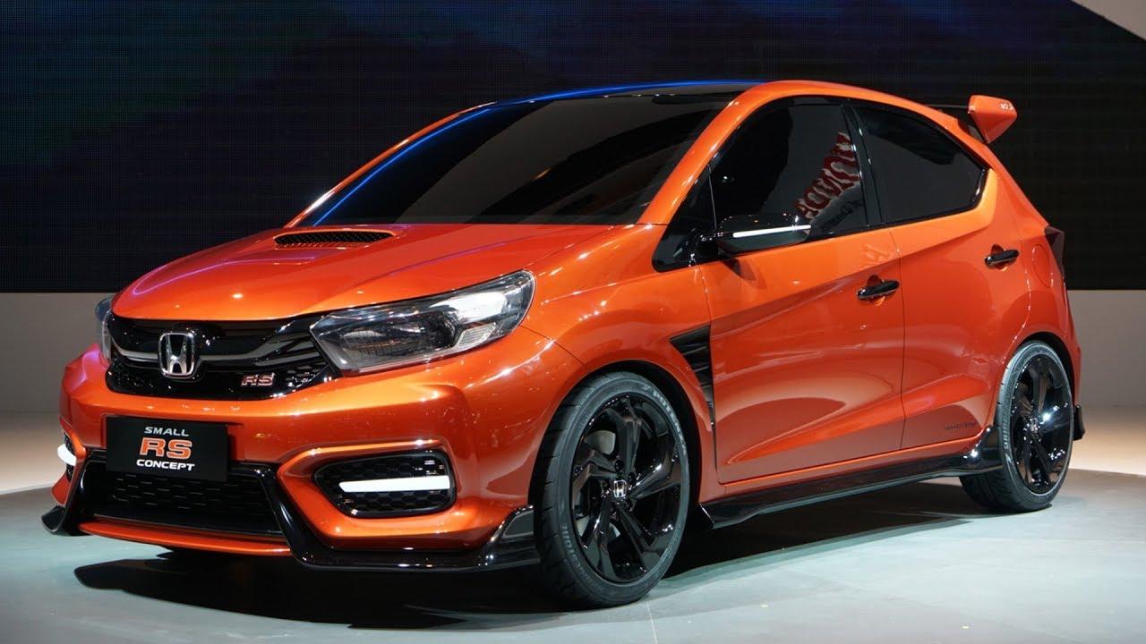 ยลโฉม All-New 2019 Honda Brio โฉมใหม่ล่าสุด ผ่านทาง Honda