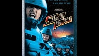 "S1E5-""Starship Troopers"" Robert A. Heinlein - Paul Verhoeven (Casper Van Dien)"