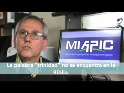 Doctrina Cristiana - ¿Qué es la Trinidad?