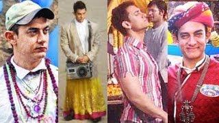Aamir Khan PEEKAY Behind THE Scenes