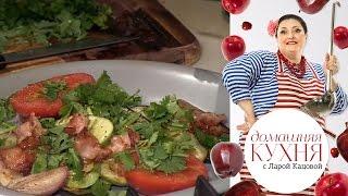 Печеные овощи на сковороде гриль(, 2014-09-02T09:23:39.000Z)