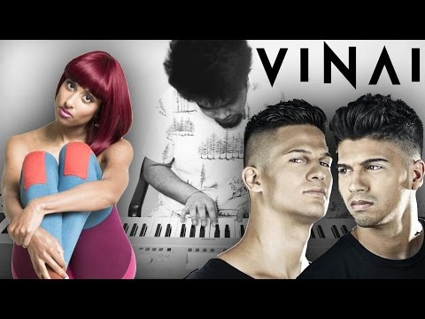 VINAI Feat. Anjulie - Into The Fire (Piano Cover)