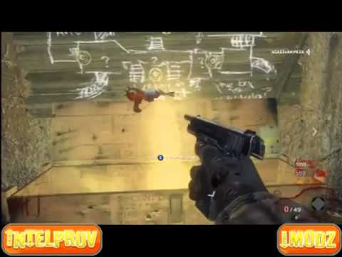 BLACK OPS ZOMBIES HOW TO GET THE RAY GUN EVERY TIME