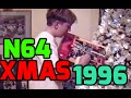 Christmas Morning 1996 : Getting A Nintendo 64!!