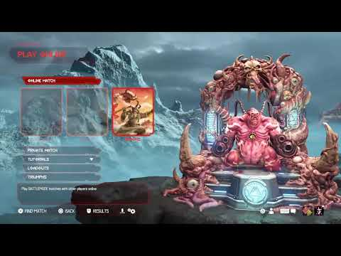 DOOM eternal battlemode |