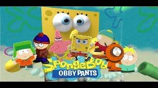 South Park in Roblox Season 2 Episode 5: Spongebob Obbypants