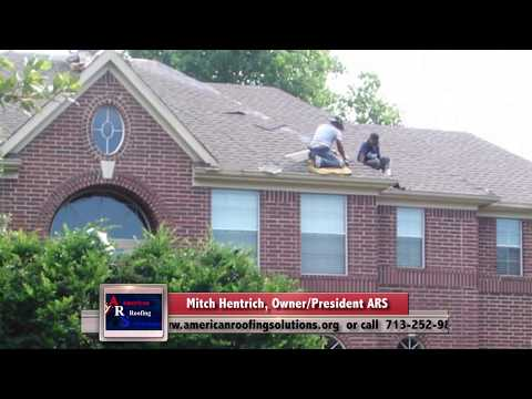 Best Roofing Contactor Houston TX |  ARS American Roofing Solutions LLC