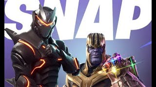 INFINITY GAUNTLET LIMITED TIME MASHUP! FORTNITE NEW GAME MODE (PS4 Livestream)
