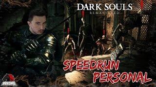 Dark Souls: Remastered Edition - SpeedRun Personal buscando el final alterno en NG!!