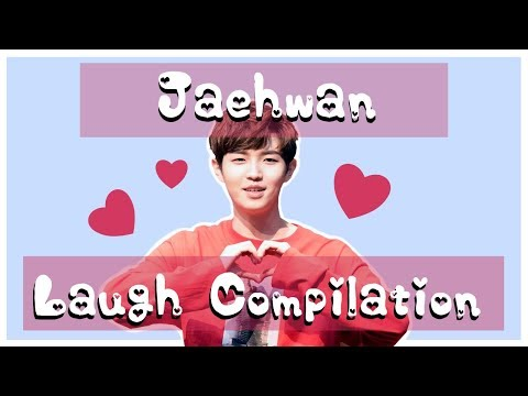 [Wanna One] Jaehwan - Laugh Compilation