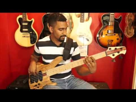 Gospel Quartet Bass Lines - Sean Byrd